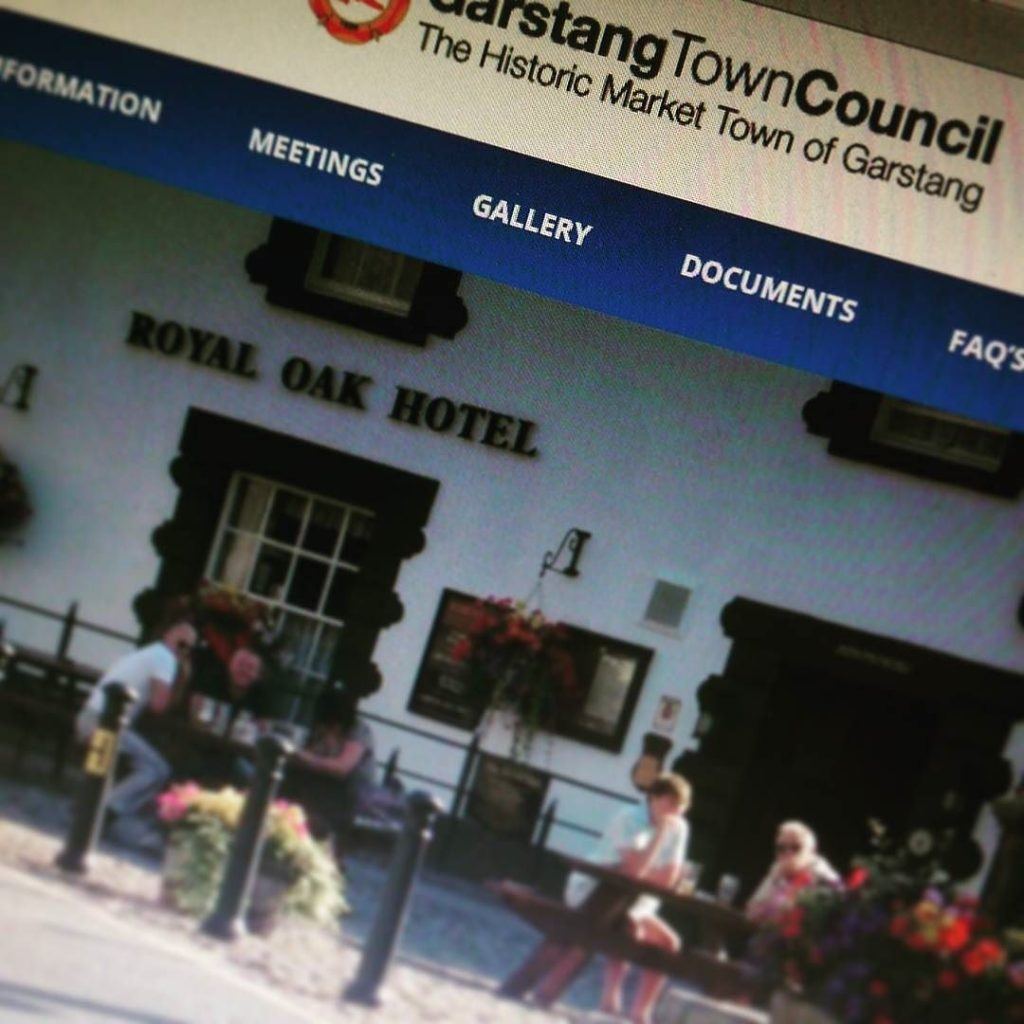 New_website_for_Garstang_Town_Council_built_b